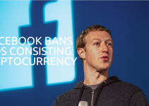 facebook bans ads consisting cryptocurrency