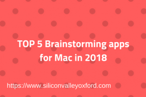 Brainstorming apps for Mac